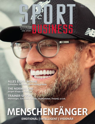 SPORT BUSINESS MAGAZIN 03-2019