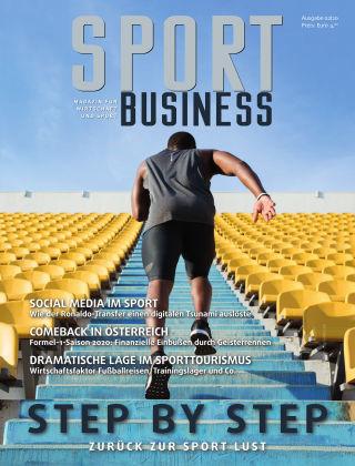 SPORT BUSINESS MAGAZIN Ausgabe 02-2020