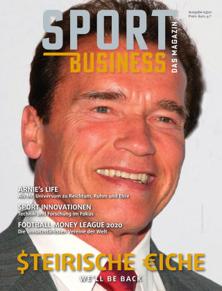 SPORT BUSINESS MAGAZIN Ausgabe 03-2020