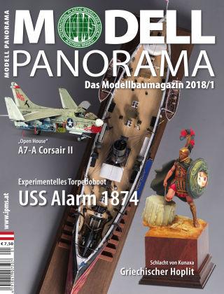 Modell Panorama 2018/1