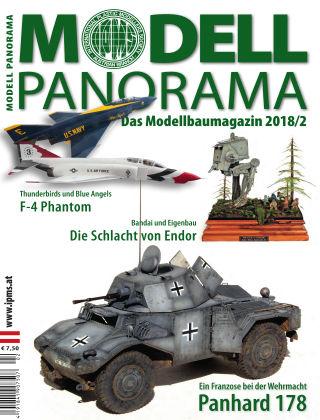 Modell Panorama 2018/2