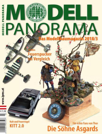 Modell Panorama June 01, 2018 00:00