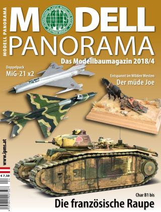Modell Panorama 2018/4