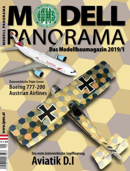 Modell Panorama December 01, 2018 00:00