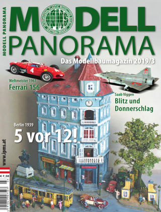 Modell Panorama 2019/3