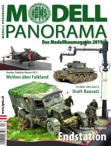 Modell Panorama August 31, 2019 00:00