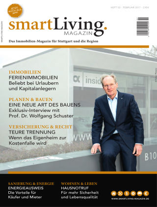smartLiving-Magazin 02/2017