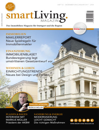 smartLiving-Magazin 12/2016-01/2017