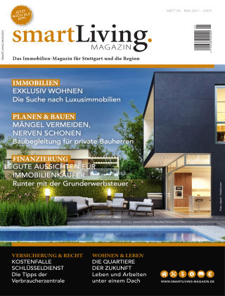smartLiving-Magazin 05/2017