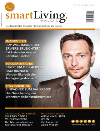 smartLiving-Magazin 06/2017