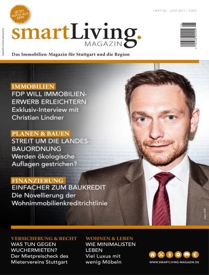 smartLiving-Magazin June 07, 2017 00:00