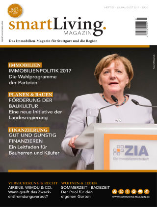 smartLiving-Magazin 07-08/2017