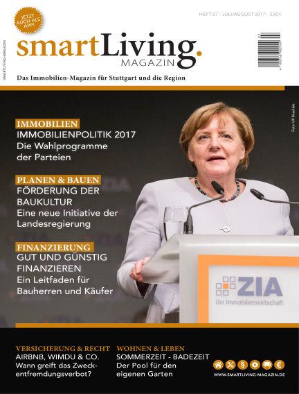 smartLiving-Magazin July 18, 2017 00:00