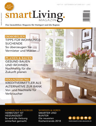 smartLiving-Magazin 09/2017
