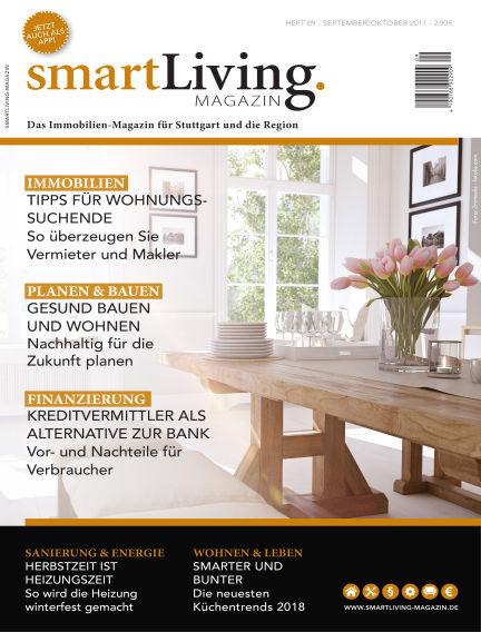 smartLiving-Magazin September 15, 2017 00:00