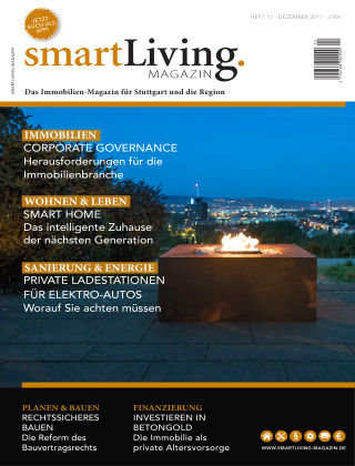 smartLiving-Magazin 12/2017