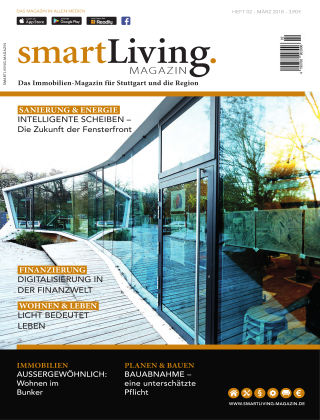 smartLiving-Magazin 02/2018