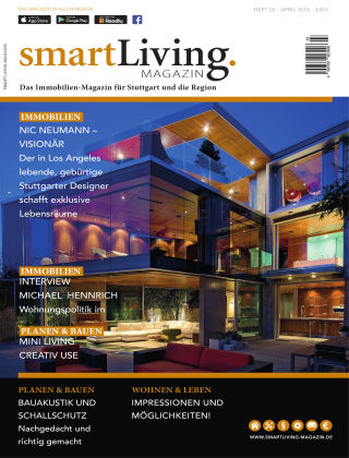 smartLiving-Magazin 03/2018