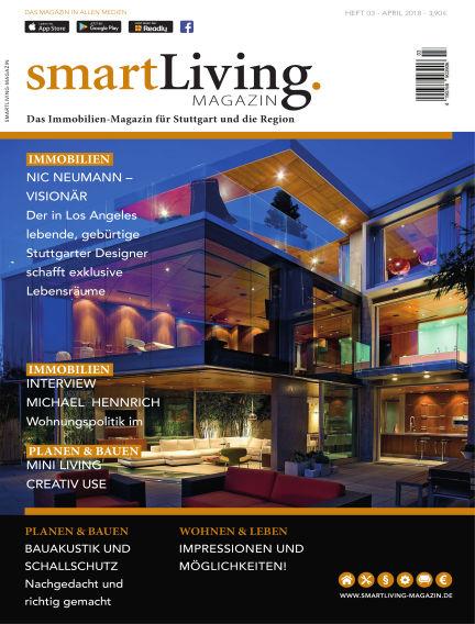 smartLiving-Magazin April 15, 2018 00:00