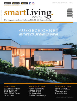 smartLiving-Magazin 07/2018