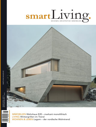 smartLiving-Magazin 08/2018