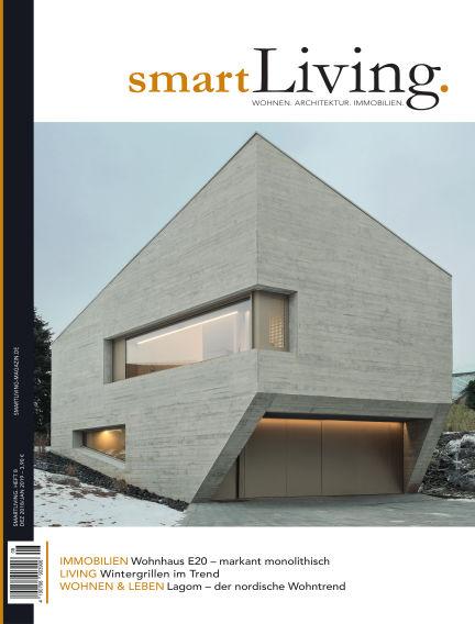 smartLiving-Magazin December 16, 2018 00:00