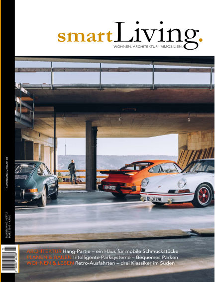 smartLiving-Magazin March 10, 2019 00:00