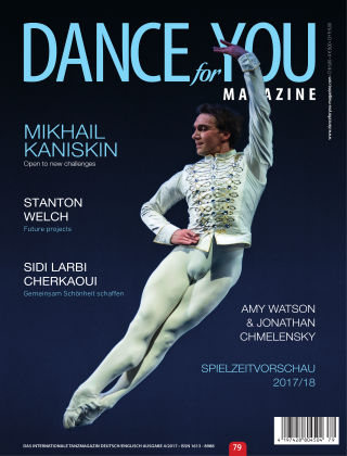 Dance for You Magazine 04-2017