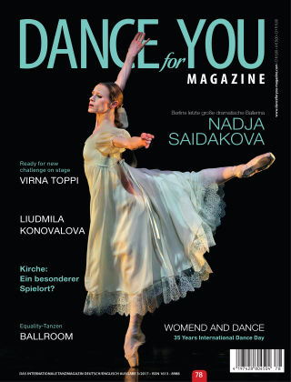 Dance for You Magazine 03-2017