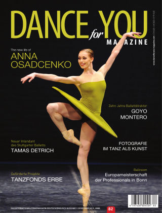 Dance for You Magazine 01-2018