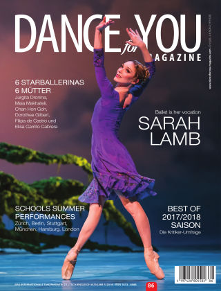 Dance for You Magazine 05-2018