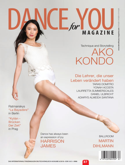 Dance for You Magazine
