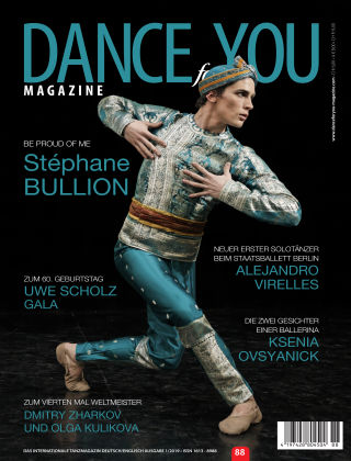Dance for You Magazine 01-2019