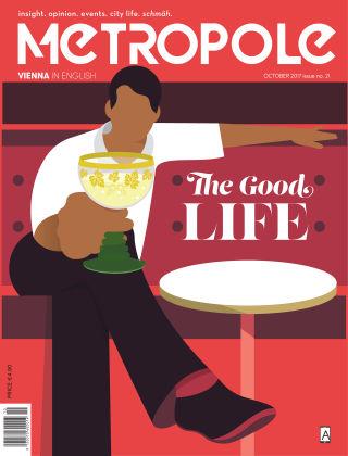 METROPOLE No. 21 October 2017