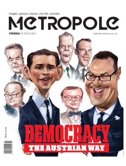METROPOLE February 01, 2018 00:00