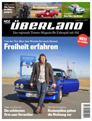 Überland Ausgabe 2017