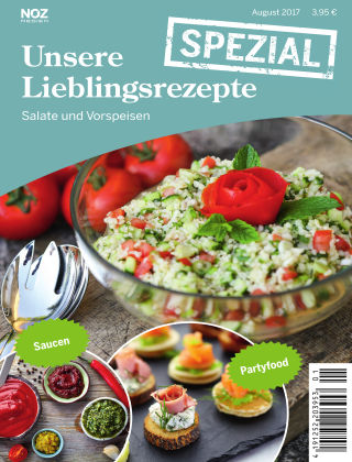 Unsere Lieblingsrezepte Salate u. Vorspeisen