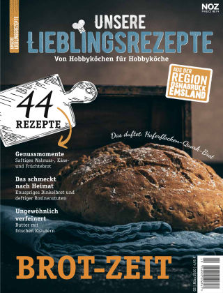 Unsere Lieblingsrezepte Brot-Zeit