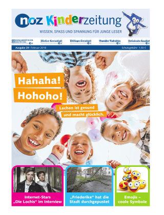 noz Kinderzeitung 2 - 2018