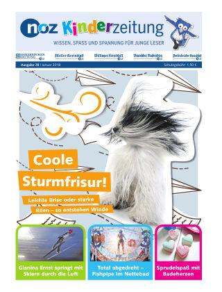 noz Kinderzeitung 1 - 2018