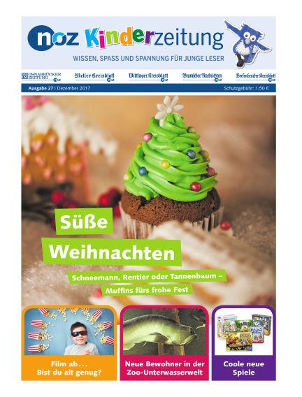 noz Kinderzeitung December 01, 2017 00:00