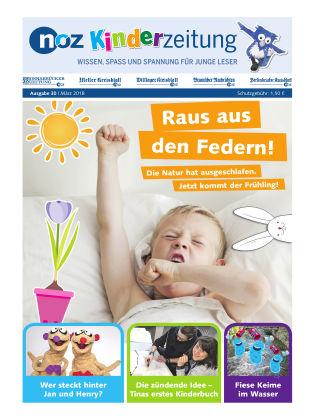 noz Kinderzeitung 3 - 2018