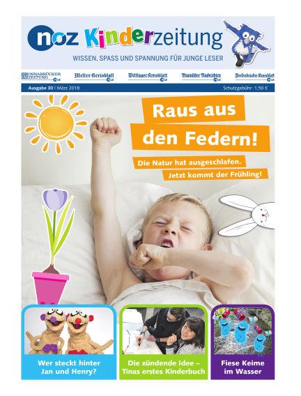 noz Kinderzeitung March 02, 2018 00:00