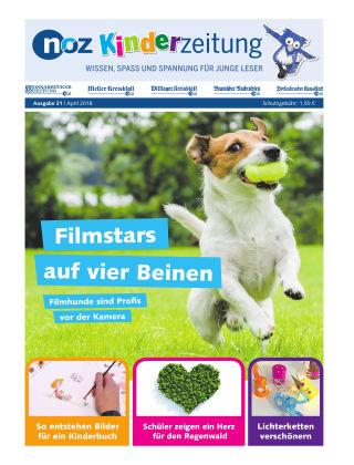 noz Kinderzeitung 4 - 2018