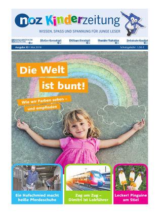 noz Kinderzeitung 5 - 2018