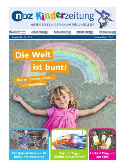 noz Kinderzeitung May 04, 2018 00:00