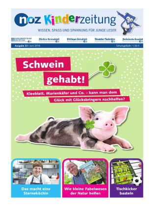 noz Kinderzeitung 6 - 2018