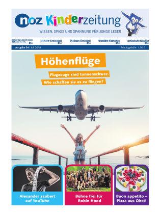 noz Kinderzeitung 7 - 2018
