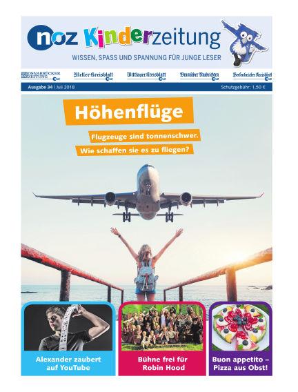 noz Kinderzeitung July 06, 2018 00:00