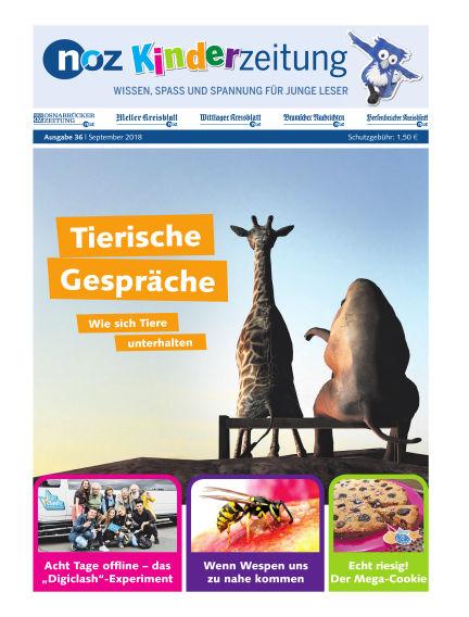 noz Kinderzeitung September 07, 2018 00:00